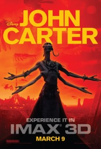 john carter of mars movie film poster (1)