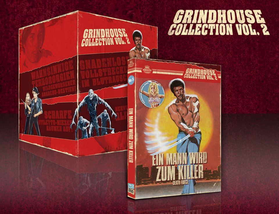 grindhouse collection vol. 2