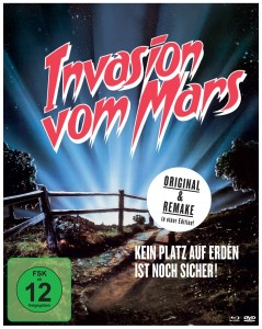 invasion vom mars mediabook