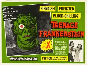 teengae frankenstein