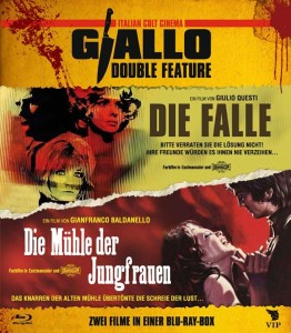 giallo double feature