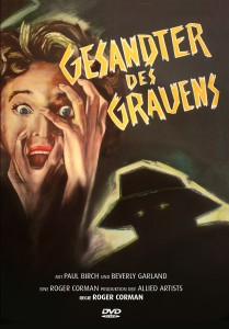 Gesandter Des Grauens - Cover