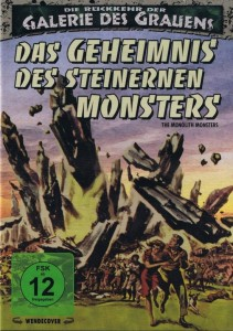 geheimnis des steinern monsters